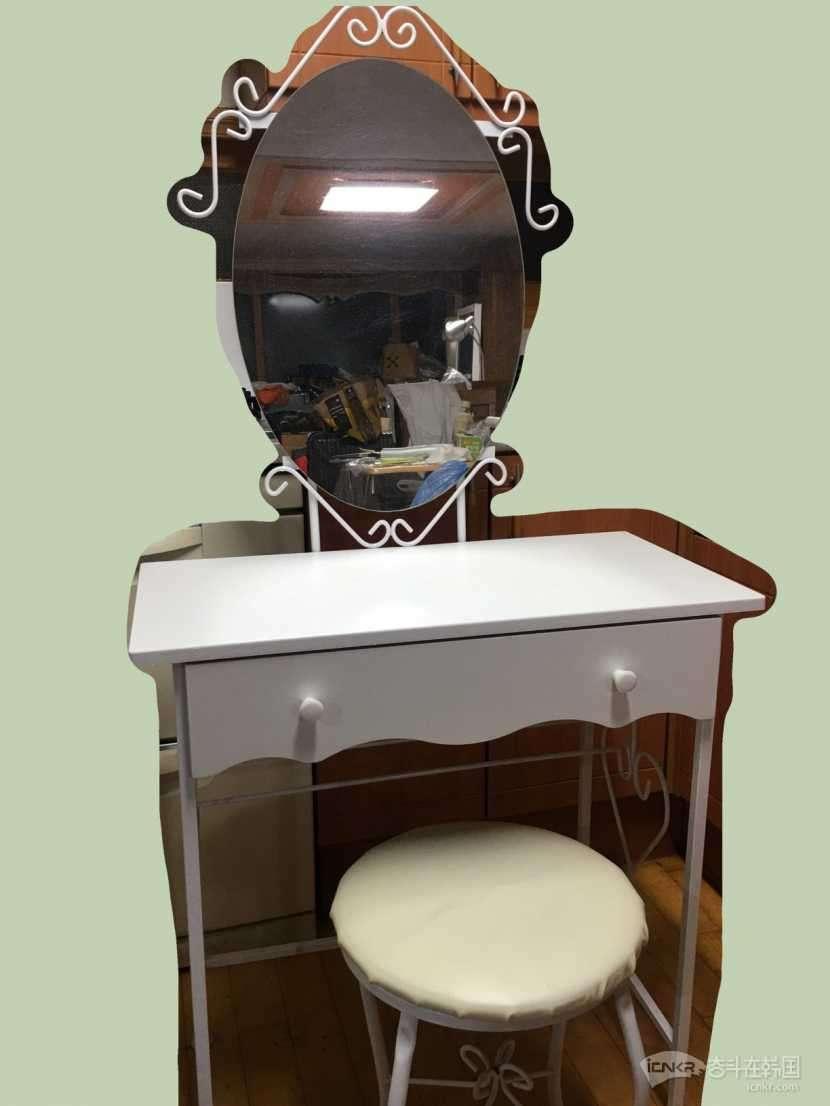高丽大正门 急出 化妆台书桌椅顶天立地大收纳箱